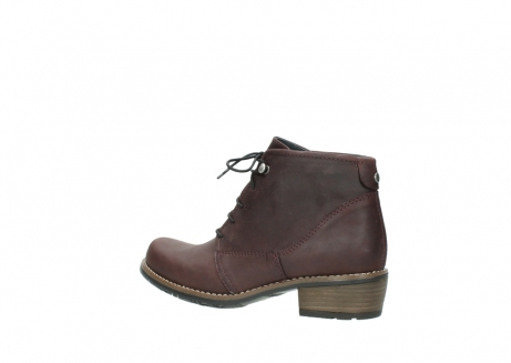 wolky bottines a lacets 00565 real 50150 cuir bordeaux_3