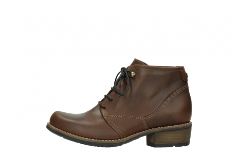 wolky lace up boots 00575 cw 50300 brown oiled leather_1