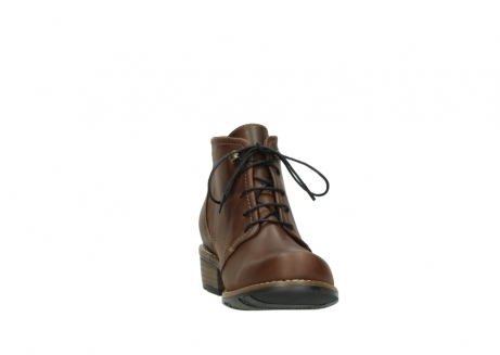 wolky lace up boots 00575 cw 50300 brown oiled leather_18