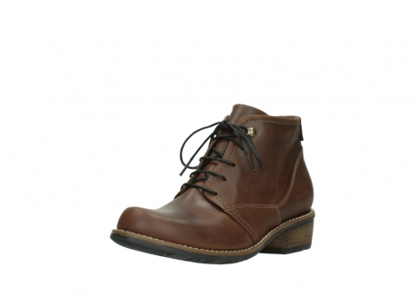 wolky veterboots 00575 real cw 50300 bruin geolied leer_22