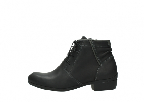 wolky lace up boots 00951 el dorado 50002 black leather_1