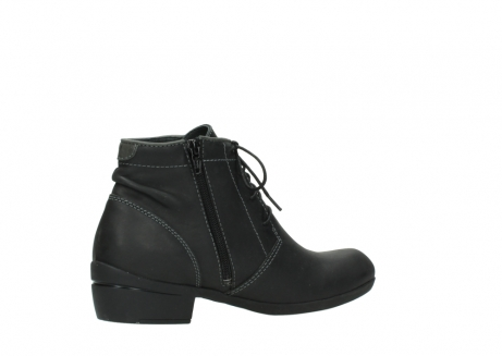 wolky lace up boots 00951 el dorado 50002 black leather_11