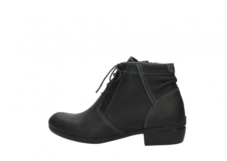 wolky lace up boots 00951 el dorado 50002 black leather_2