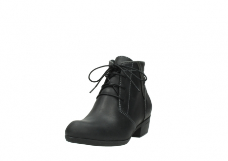 wolky lace up boots 00951 el dorado 50002 black leather_21