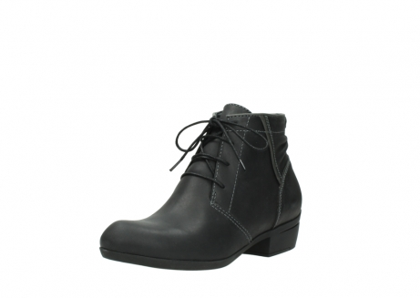 wolky lace up boots 00951 el dorado 50002 black leather_22