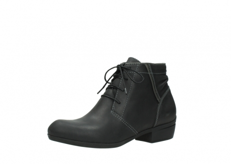 wolky lace up boots 00951 el dorado 50002 black leather_23
