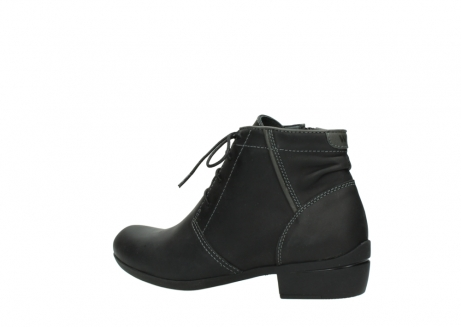 wolky lace up boots 00951 el dorado 50002 black leather_3