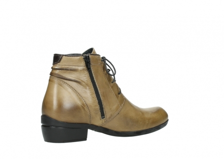 wolky lace up boots 00955 delano 30920 ocre leather_11