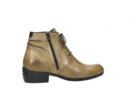 wolky lace up boots 00955 delano 30920 ocre leather_12