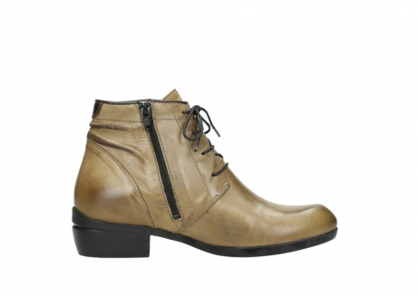 wolky lace up boots 00955 delano 30920 ocre leather_13