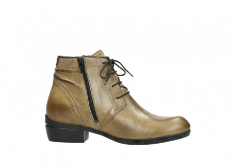 wolky lace up boots 00955 delano 30920 ocre leather_14
