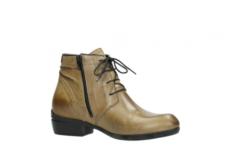 wolky lace up boots 00955 delano 30920 ocre leather_15