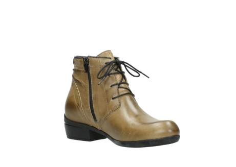 wolky lace up boots 00955 delano 30920 ocre leather_16