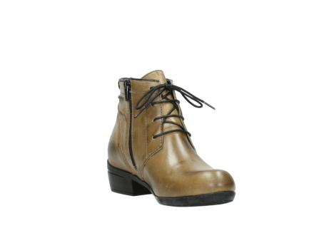 wolky lace up boots 00955 delano 30920 ocre leather_17
