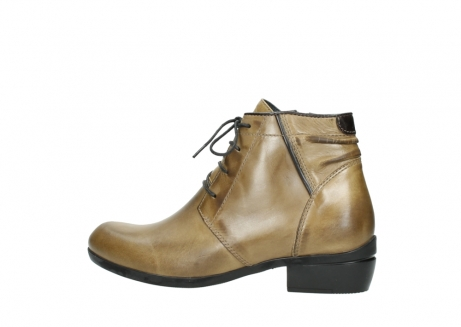 wolky lace up boots 00955 delano 30920 ocre leather_2