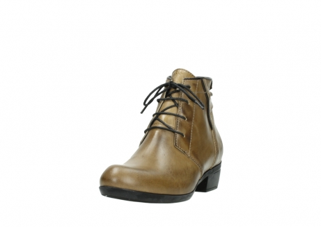 wolky lace up boots 00955 delano 30920 ocre leather_21