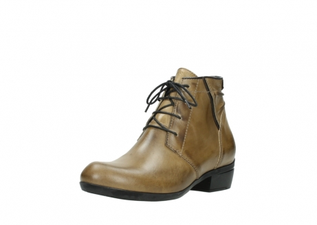 wolky lace up boots 00955 delano 30920 ocre leather_22