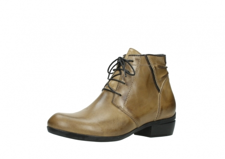 wolky lace up boots 00955 delano 30920 ocre leather_23