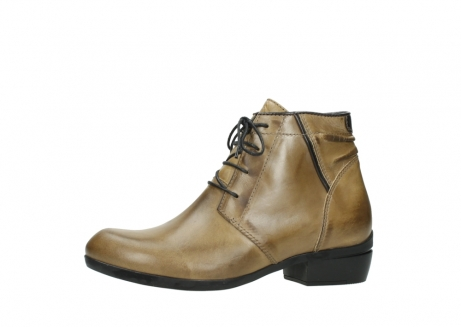 wolky lace up boots 00955 delano 30920 ocre leather_24