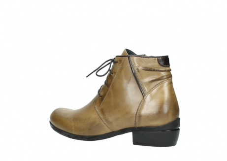 wolky lace up boots 00955 delano 30920 ocre leather_3