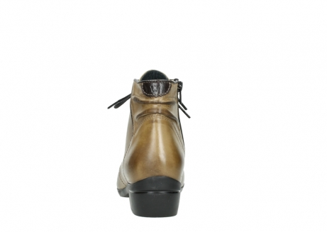 wolky lace up boots 00955 delano 30920 ocre leather_7
