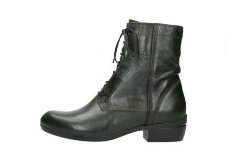 wolky lace up boots 00956 fortuna 30730 forest leather_1