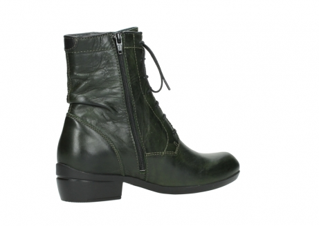 wolky lace up boots 00956 fortuna 30730 forest leather_11