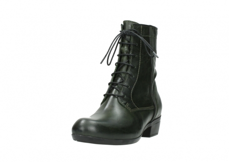 wolky lace up boots 00956 fortuna 30730 forest leather_21