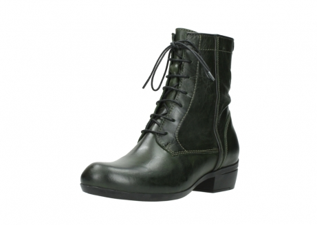 wolky lace up boots 00956 fortuna 30730 forest leather_22