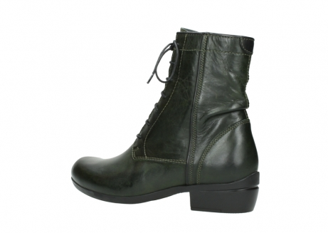 wolky lace up boots 00956 fortuna 30730 forest leather_3