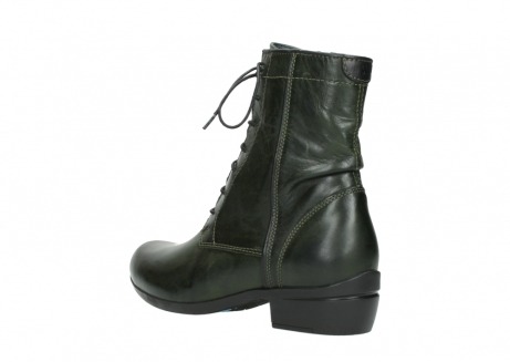 wolky lace up boots 00956 fortuna 30730 forest leather_4