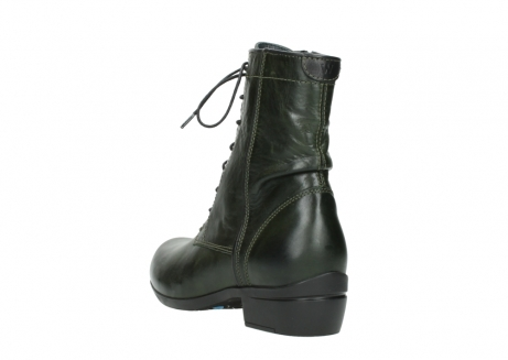 wolky lace up boots 00956 fortuna 30730 forest leather_5