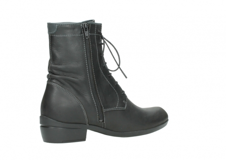 wolky lace up boots 00956 fortuna 50002 black leather_11