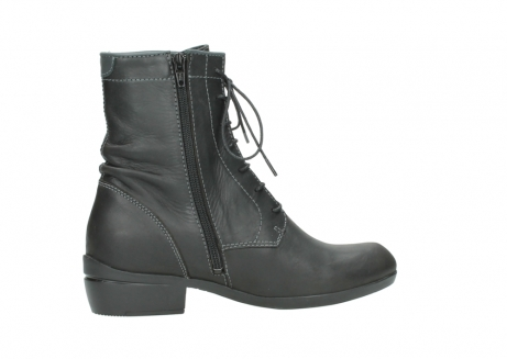 wolky lace up boots 00956 fortuna 50002 black leather_12