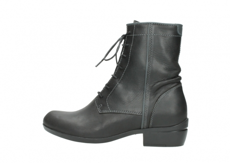 wolky lace up boots 00956 fortuna 50002 black leather_2