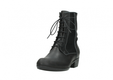 wolky lace up boots 00956 fortuna 50002 black leather_21