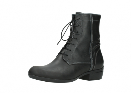 wolky lace up boots 00956 fortuna 50002 black leather_23