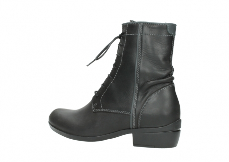 wolky lace up boots 00956 fortuna 50002 black leather_3