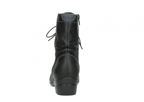 wolky lace up boots 00956 fortuna 50002 black leather_7