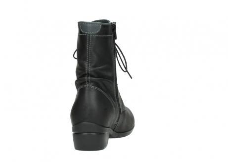 wolky lace up boots 00956 fortuna 50002 black leather_8