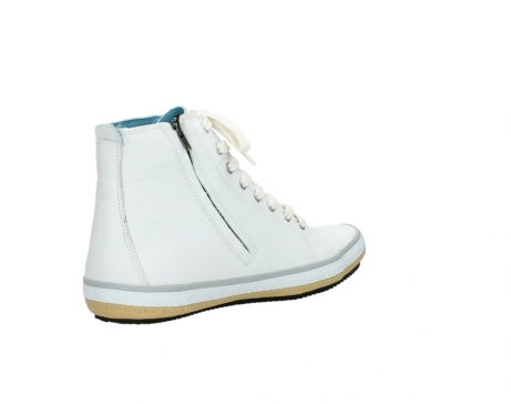 wolky bottines a lacets 01235 biker men 20120 cuir blanc_10