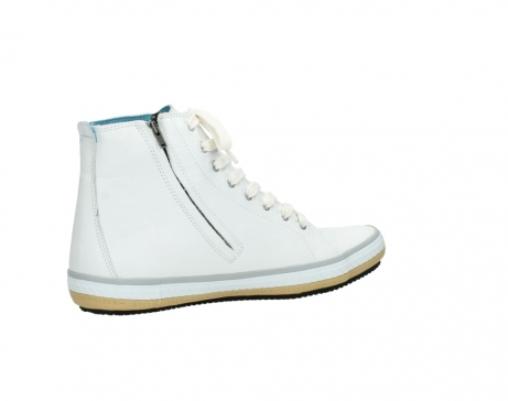 wolky bottines a lacets 01235 biker men 20120 cuir blanc_11