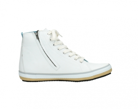 wolky bottines a lacets 01235 biker men 20120 cuir blanc_13
