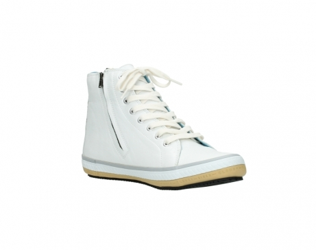 wolky lace up boots 01235 biker men 20120 offwhite leather_16