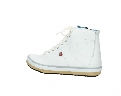 wolky bottines a lacets 01235 biker men 20120 cuir blanc_3
