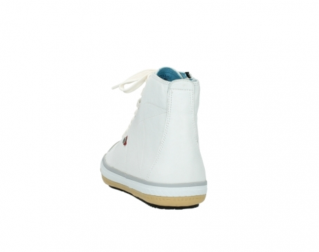 wolky bottines a lacets 01235 biker men 20120 cuir blanc_6
