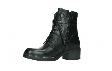 wolky lace up boots 01260 red deer 30000 black leather_11