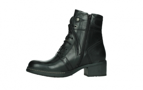 wolky lace up boots 01260 red deer 30000 black leather_12