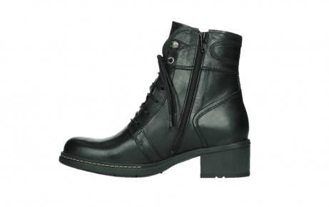 wolky lace up boots 01260 red deer 30000 black leather_13