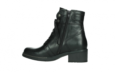 wolky lace up boots 01260 red deer 30000 black leather_14